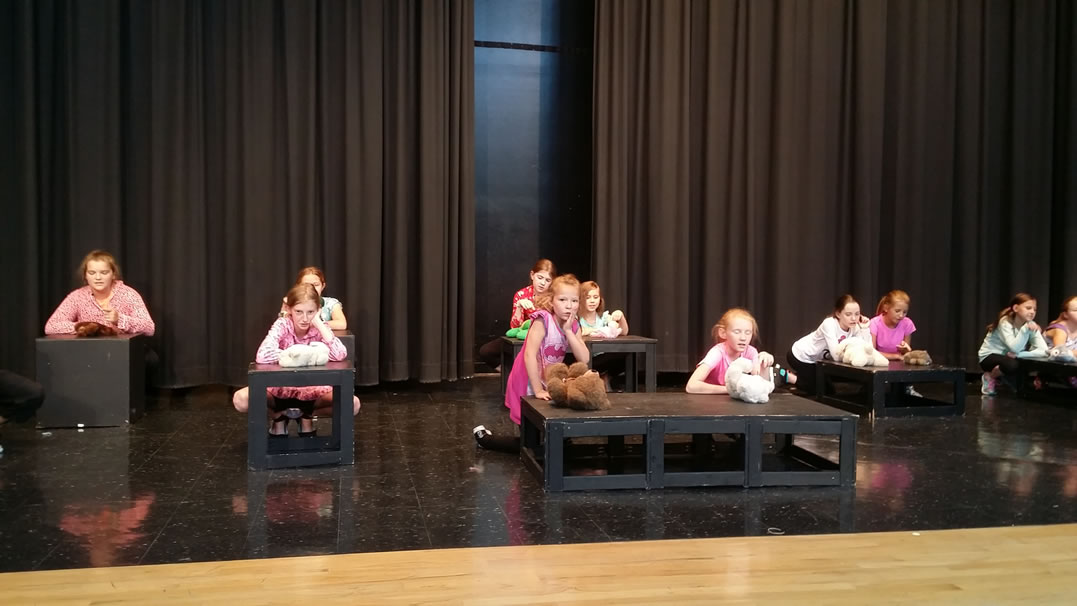 Ensemble Theatre Company A Professional Theatre Experience for Kids